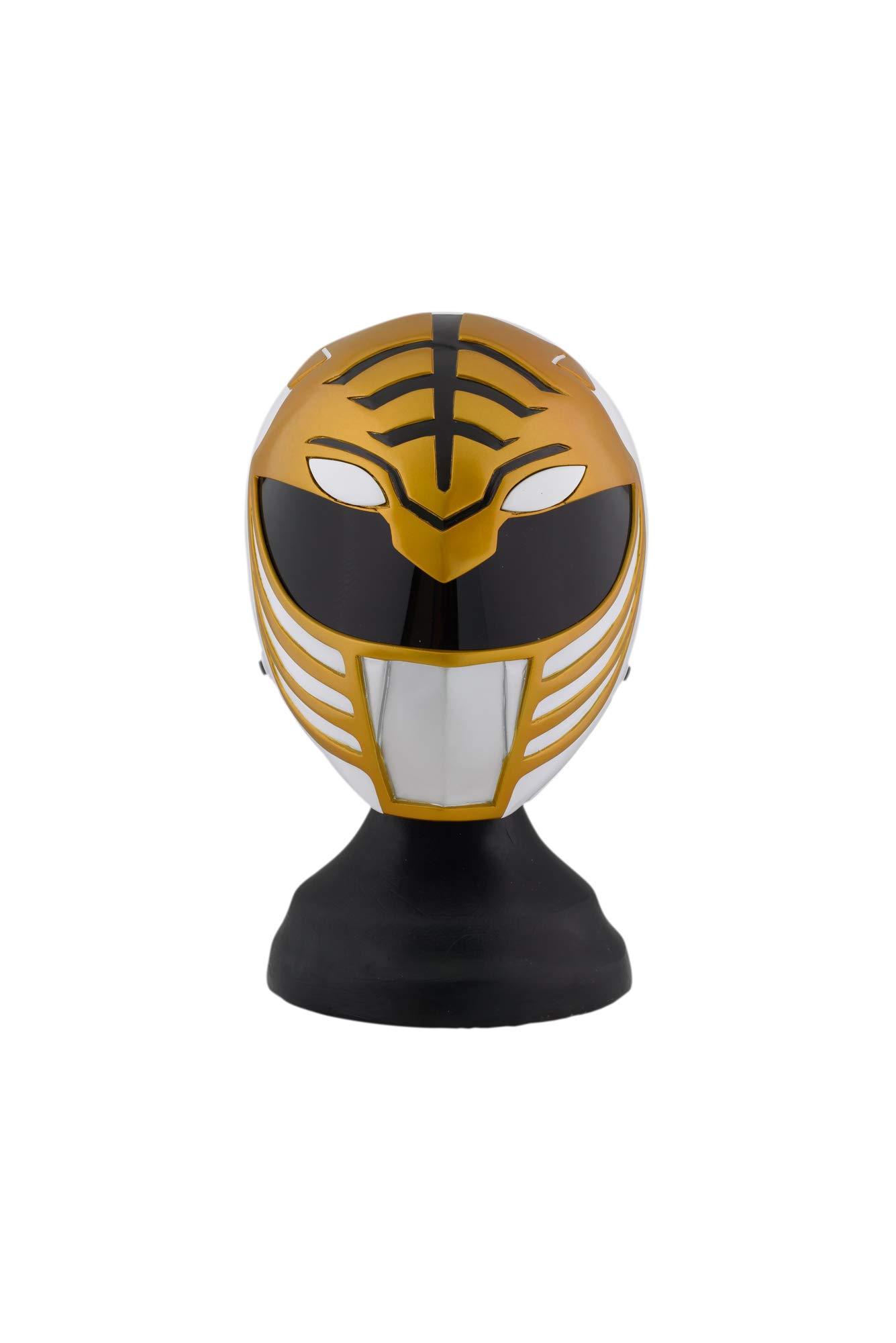 HOTMODELTOY White Tiger Fiberglass Helmet Cosplay Life Size