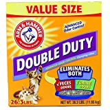 Arm & Hammer Double Duty Litter, 26.3 Lbs