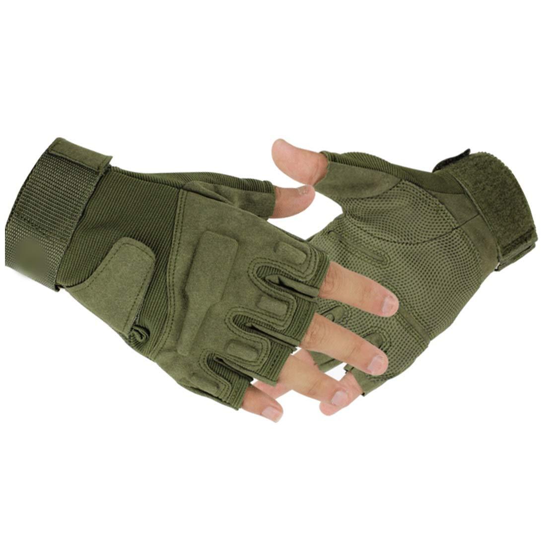 Limeinimukete Black Hawk Outdoor Tactical Handschuhe Half Finger Handschuhe Herren Handschuhe Outdoor Radfahren Sport Fitness Handschuhe