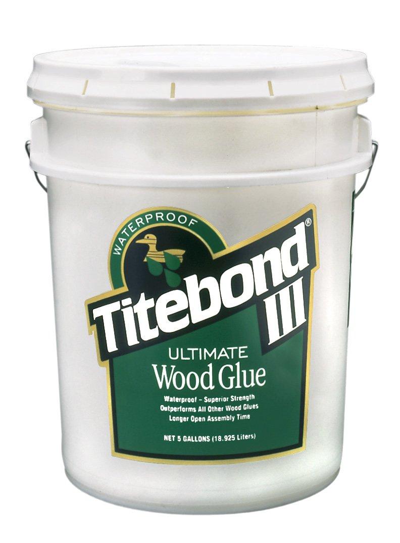 Titebond 1417 Ultimate Wood Glue Bottle, 5 gal