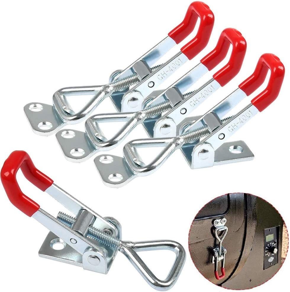 ADSSM 4 Pack Hand Tool Toggle Clamp GH-4001