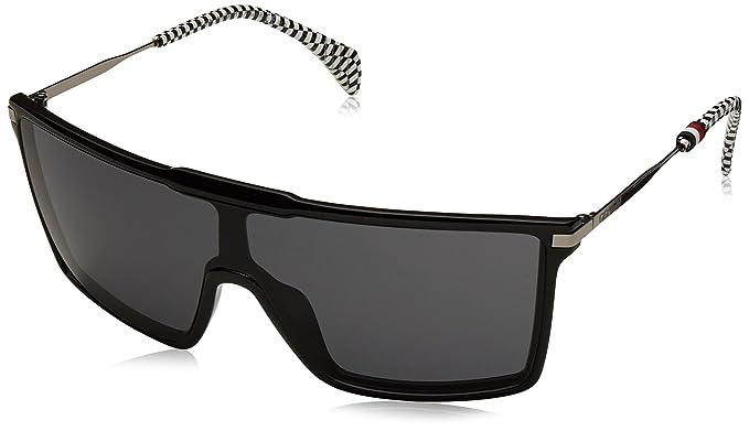 nuevo producto 369b9 6b67b Tommy Hilfiger Gigi Hadid 4 Gafas de Sol para Mujer, Black ...