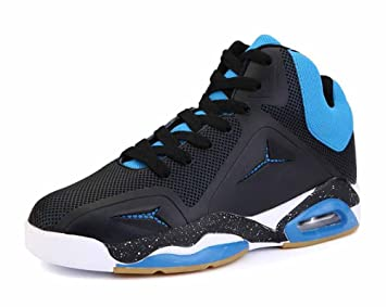 GLSHI Hombres - Zapatos de Baloncesto Transpirables 2017 Otoño Zapatillas de Deporte Moda Juvenil - Zapatos de Deporte: Amazon.es: Deportes y aire libre