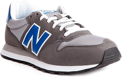 New Balance Gm500 Sneaker, Grey/Blue