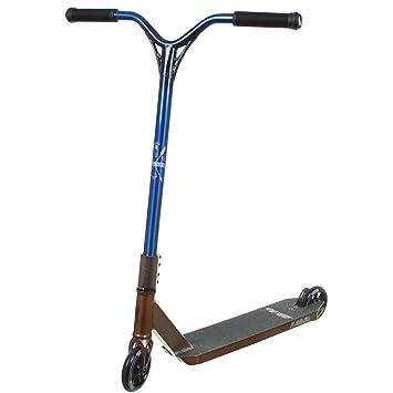 Personalizada de UrbanArtt Scooter - Espejo oro/Trans azul ...