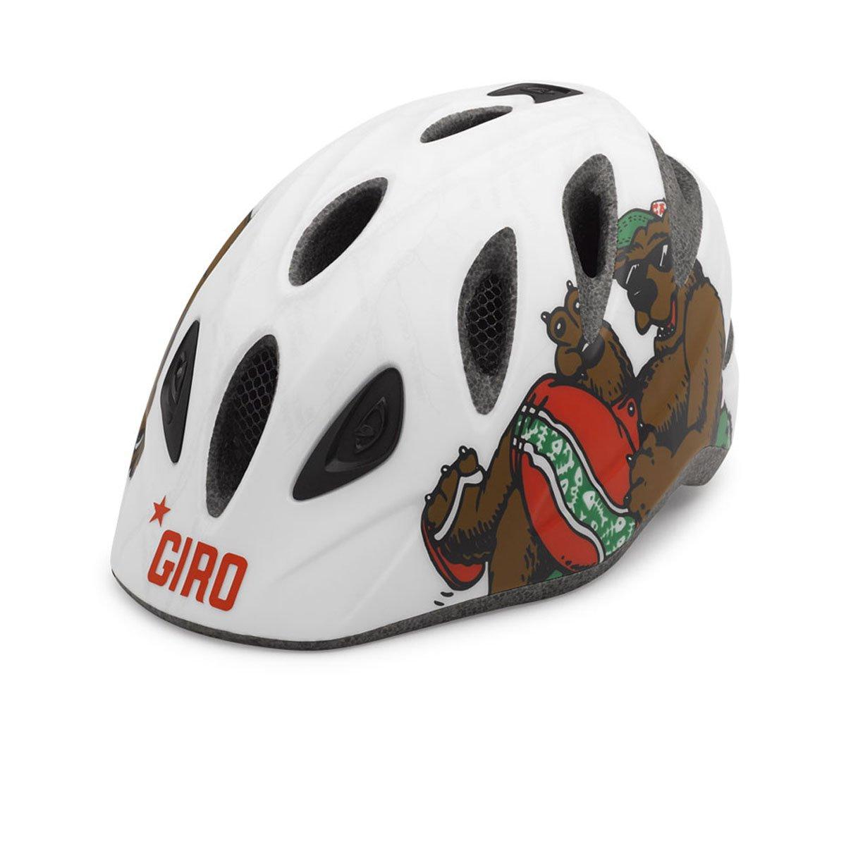 Giro Youth Rascal, CA Matte White CA Rascal, Bear - S White/M by Giro B00N1ALC4O, インポートアパレルのLa Vida:ac54a827 --- xn--navi-zs5fv20egkuitb915c6nrjq3bzff.club