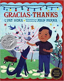Gracias thanks english and spanish edition pat mora john parra gracias thanks english and spanish edition pat mora john parra 9781600602580 amazon books fandeluxe