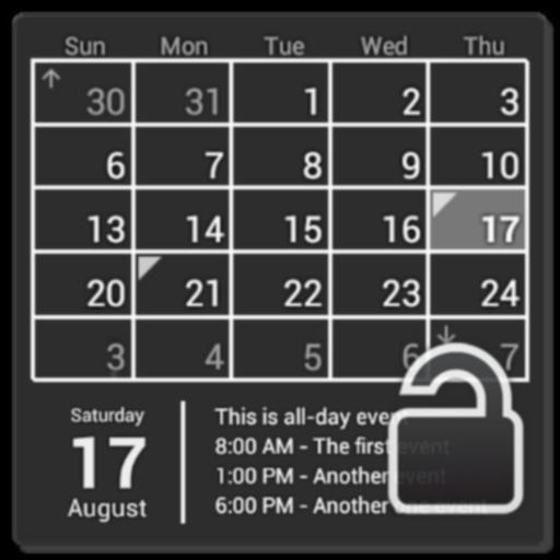 kindle apps calendar - 6