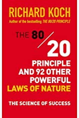 The 80/20 Principle and 92 Other Powerful Laws of Nature: The Science of Success Paperback