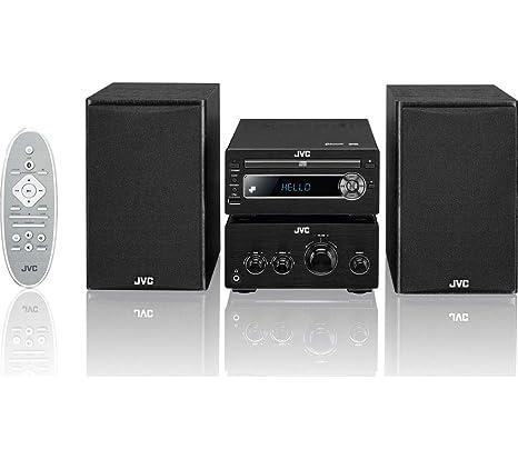 JVC UX-D750 - Sistema de audio para casa: Amazon.es: Electrónica