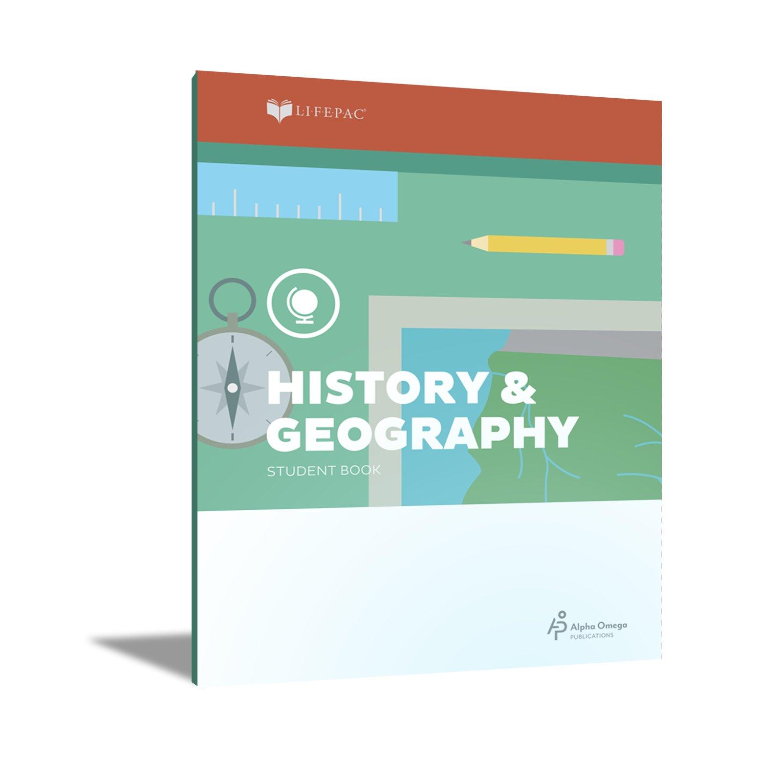 Read Online Lifepac Gold History & Geography Grade 4: Set of 10 pdf epub