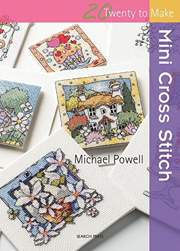 Mini Cross Stitch (Twenty to Make)