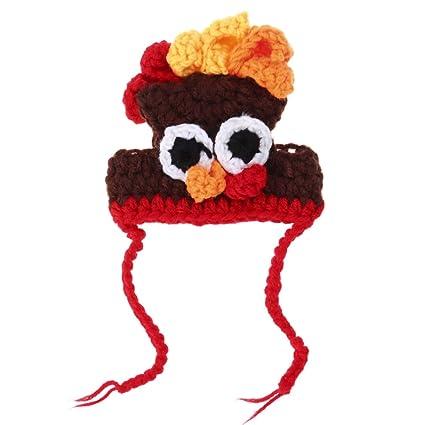 09a2775898 POPETPOP Adorable Pet Turkey Hat