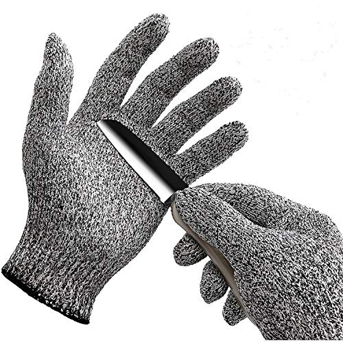 WISLIFE Safety Gloves for Woodworking and Kitchen