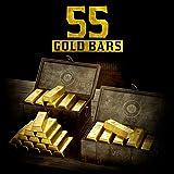 Red Dead Redemption 2 55 Gold Bars - PS4 [Digital