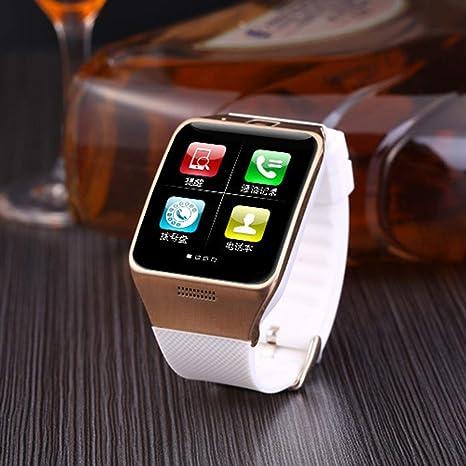 Amazon.com: LG128 Smartwatch Smart Watch Support NFC SIM TF ...