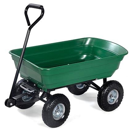 Amazon.com: Picotech – Carro de bomba de jardín, marco de ...