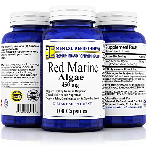 Mental Refreshment Capsules Natural Support product image