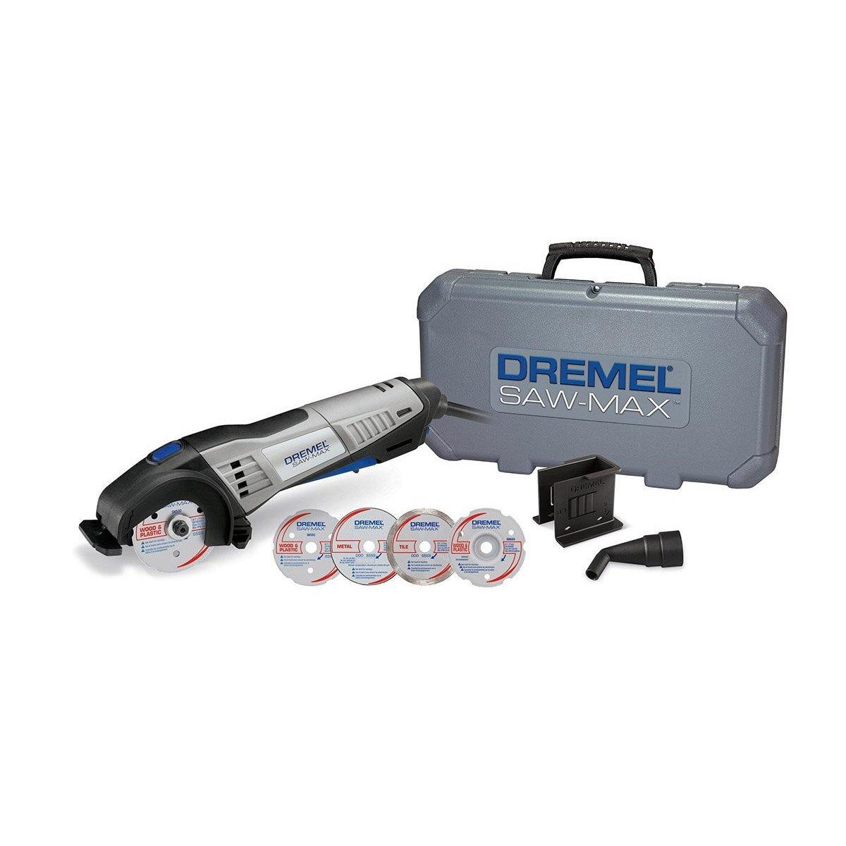 Dremel Saw-Max Kit 6.0 Amp 17000 Rpm