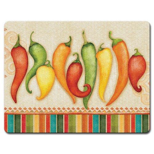 chili pepper cutting board - 1