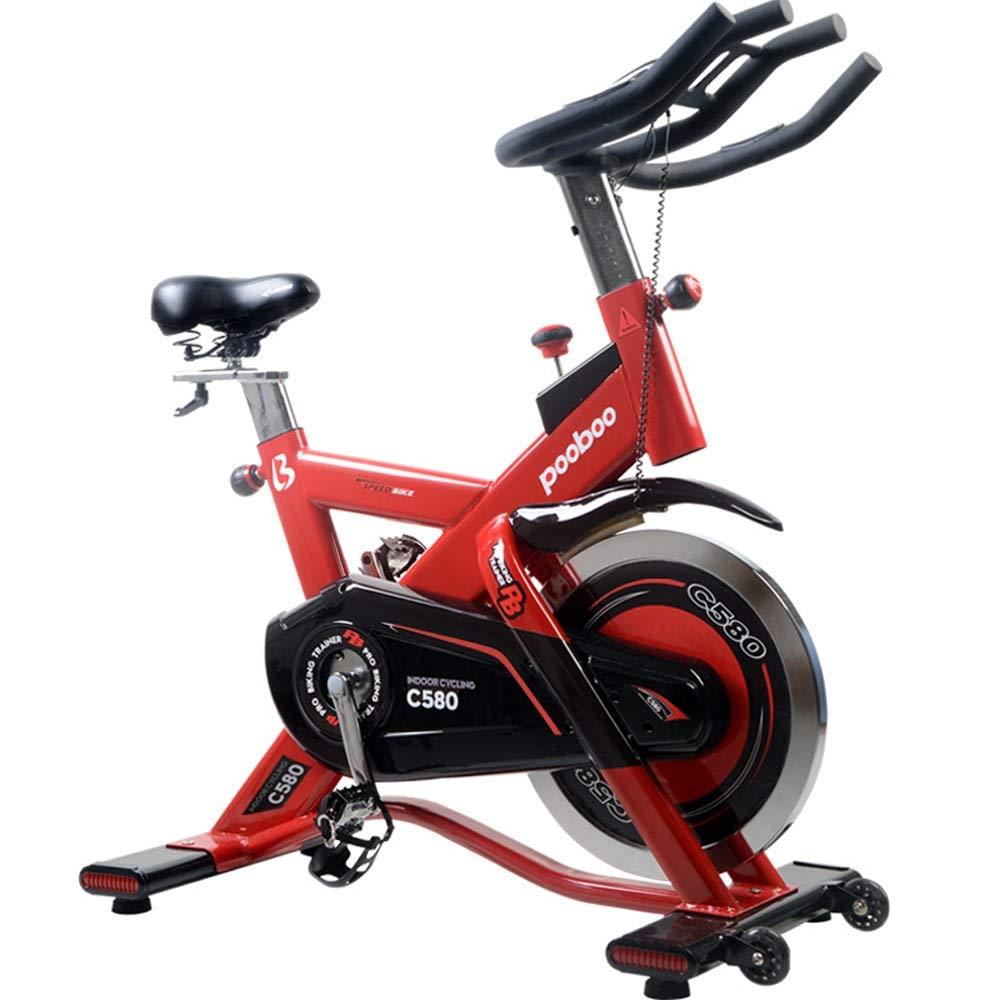 JU FU Indoor-Fitnessgeräte Geschäft Fahrrad stumm Hause Gymnastik-Heimtrainer