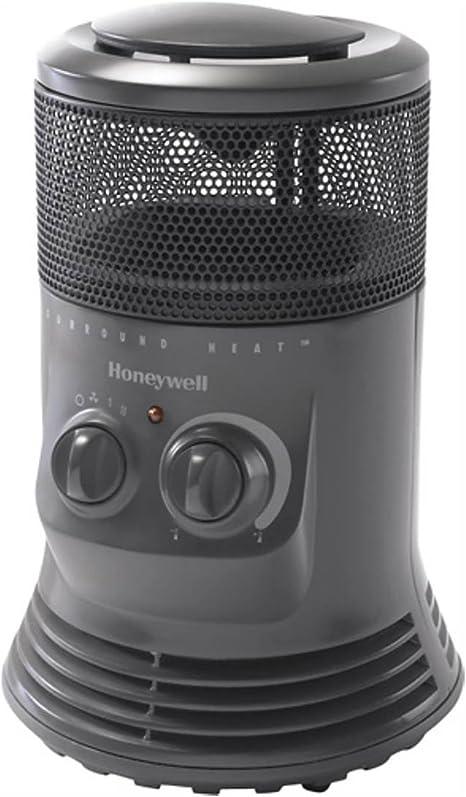 Honeywell 360 Surround Heater, Black