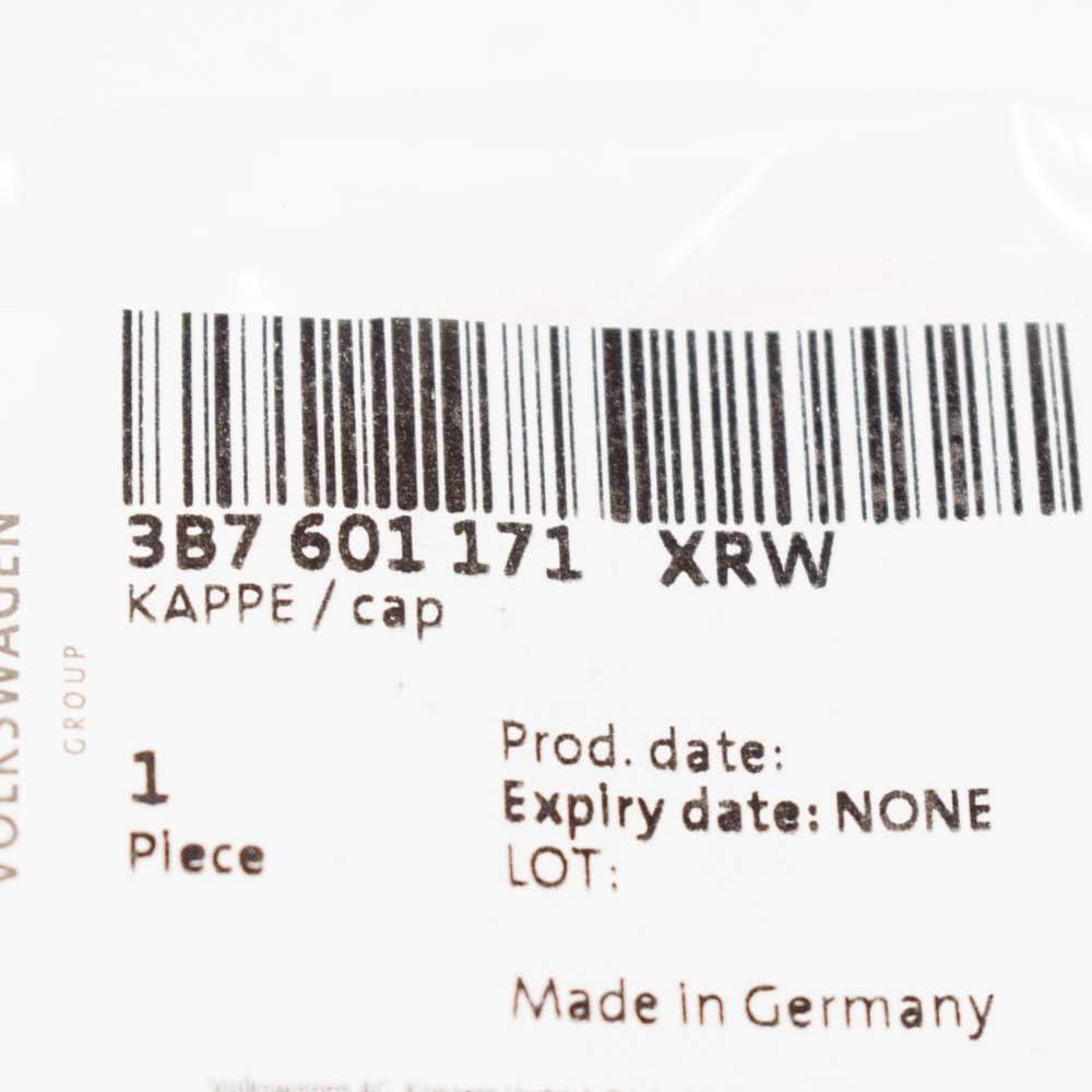 originali 3B7601171 XRW Set di 4 coprimozzi per ruote MK7