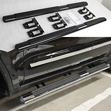 SnailAuto Fit for 2011-2019 2020 Jeep Grand Cherokee Running Board Side Step Awesome Sturdy Pedals