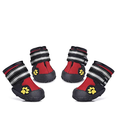 Petacc Dog Schuhes for Medium to Large Dogs Labrador ... 43dd5f