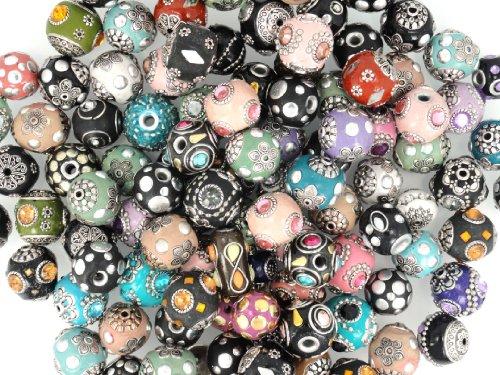 Jesse James Beads - Jesse James Beads 50 PC Bulk Boho Mix