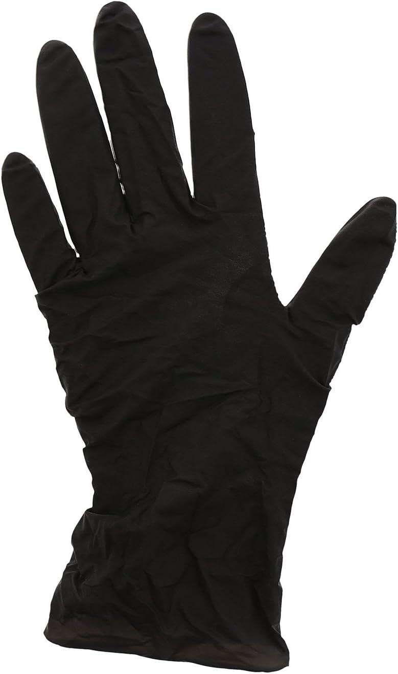 AmerCare Ninja Powder Free Exam Gloves, Latex, Small, Case of 1000