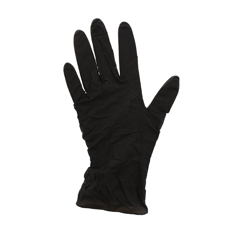 AmerCare Ninja Powder Free Exam Gloves, Latex, Extra Small ...