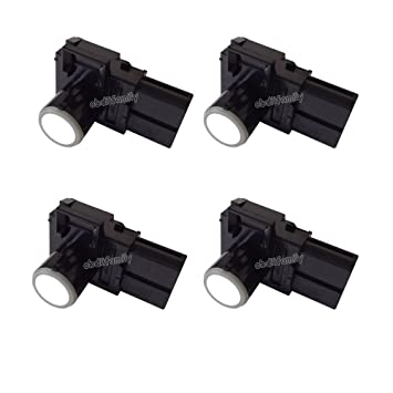 AUTOS-FAMILY PDC Parking Sensor 89341-33210-A0 188400-2050 For Toyota Camry Land Cruiser Avalon Venza Sienna Prado Lexus GX400 GX460 LX460 LX570 RX270 RX350 RX450h 4PCS//Lot