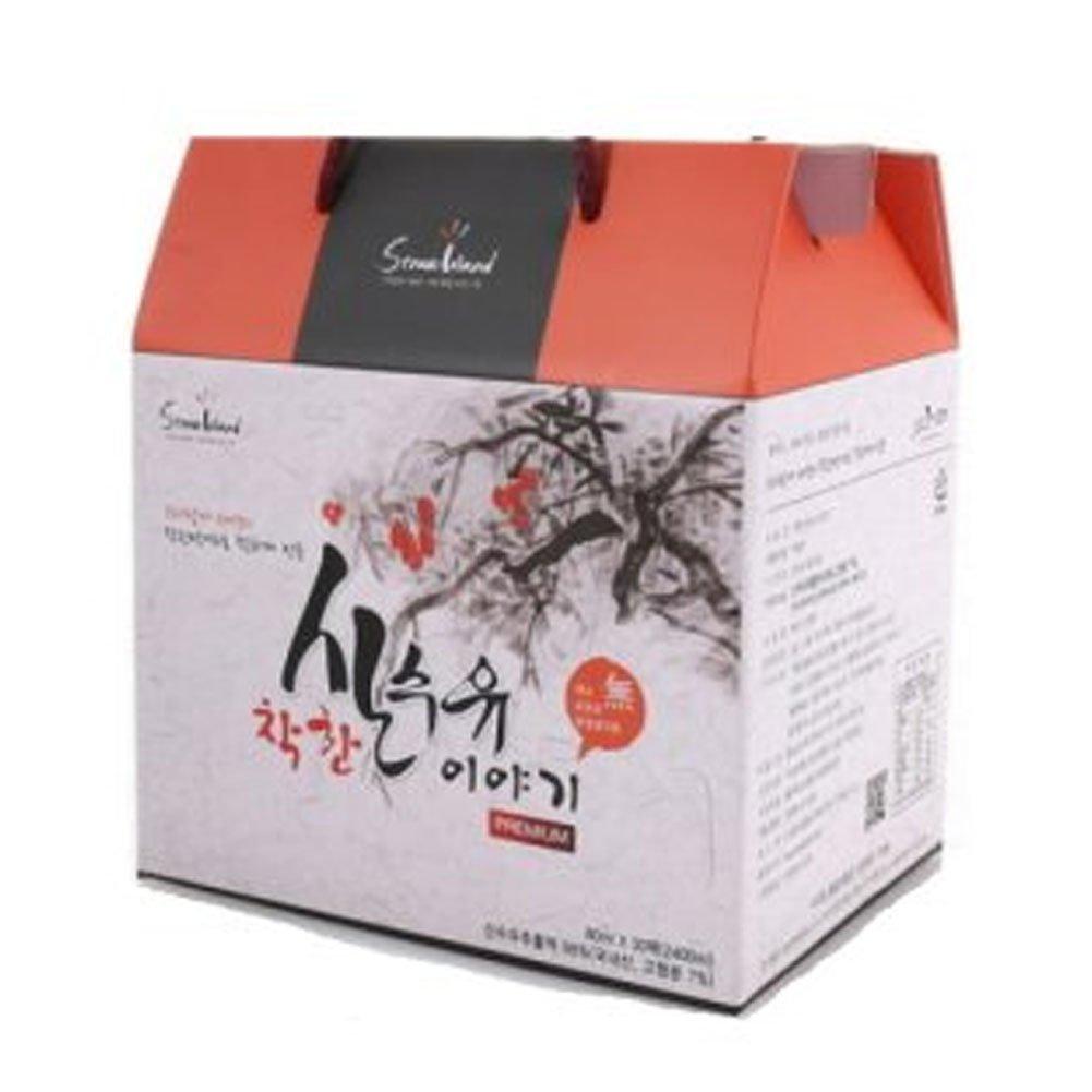 Gurusan Cornus Fruit Juice [30 Pack]/Gift/Health Food/Drink/Parents/Children/Special Price/Concentrate/Vegetable Juice/