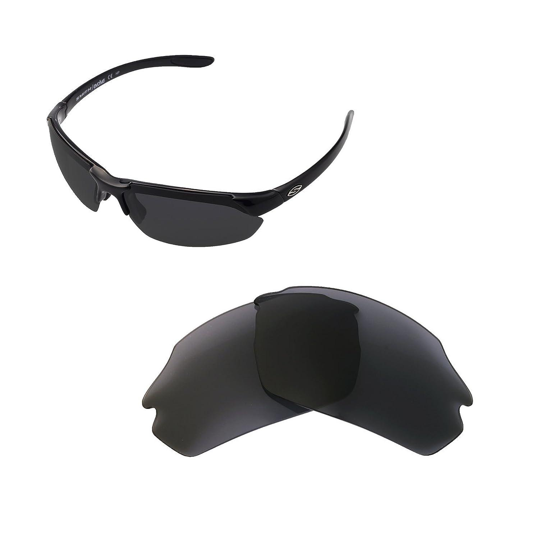 一流の品質 Walleva交換レンズSmith Parallel Maxサングラス - – 複数のオプションAvailable B06WD66LQ5 ブラック Parallel - 偏光 偏光 ブラック - 偏光, サマニグン:13594ddd --- gfarquitetura.com