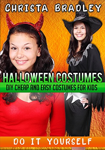 Halloween Costumes DIY Cheap and Easy Costumes for Kids DO IT YOURSELF!