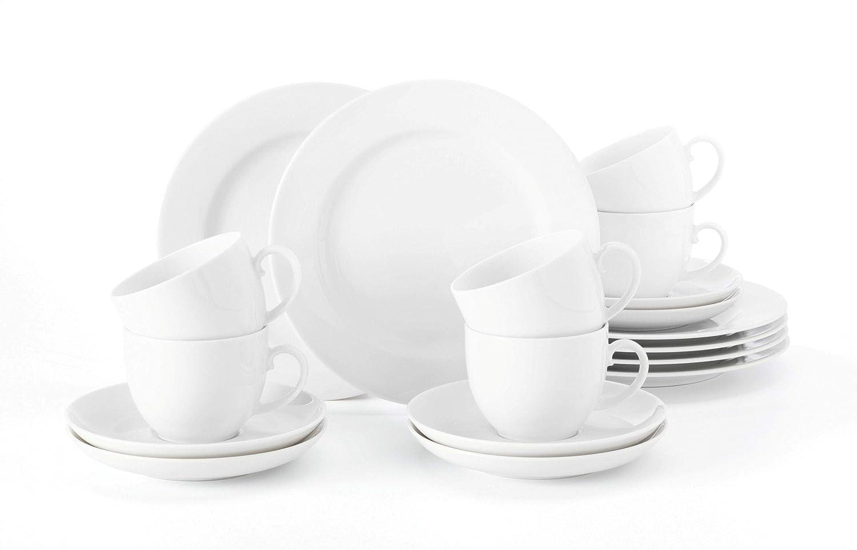 Seltmann Weiden 001.741310 Liane Rondo - Juego de café (18 piezas ...