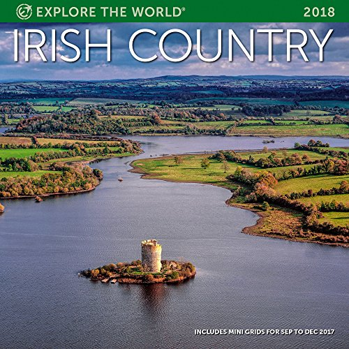 Irish Country Wall Calendar 2018