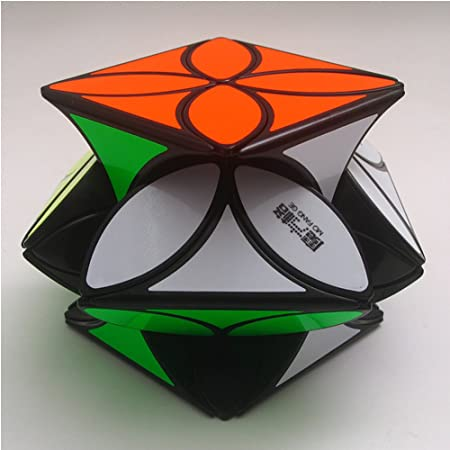 Zantec Juguetes de Puzzle del Cubo de Velocidad del trébol ...
