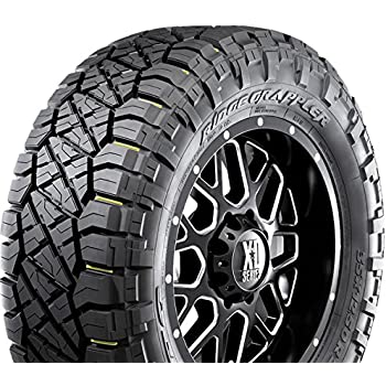 All Terrain Tires >> Amazon Com Nitto Ridge Grappler All Terrain Radial Tire 35x12