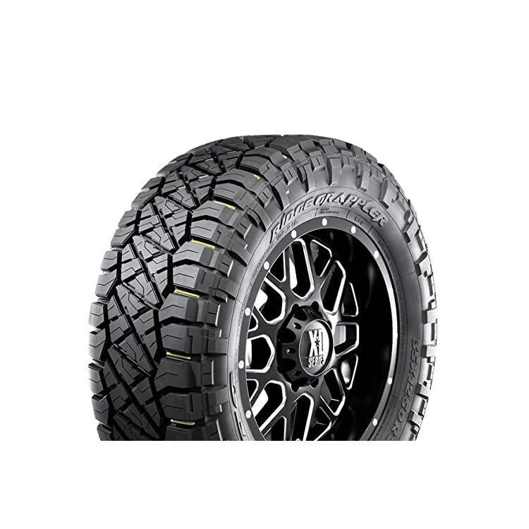 Nitto Ridge Grappler All-Terrain Radial Tire – 35×12.50R17 121E
