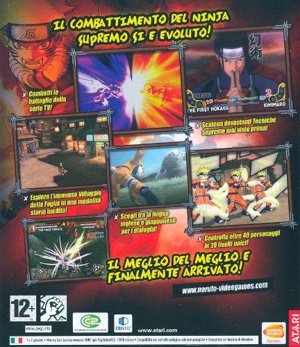 Naruto:Ultimate Ninja 3: Amazon.es: Videojuegos