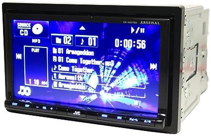 Amazon.com: JVC Arsenal kw-adv793: Car Electronics