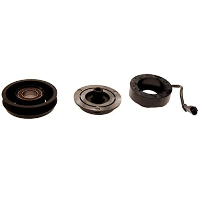 ACDelco 15-4709 GM Original Equipment Air Conditioning Compressor Clutch Kit with Clutch, Coil, and Pulley: Automotive