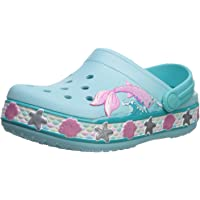 Crocs Unisex Kids Fun Lab Mermaid Band Clog