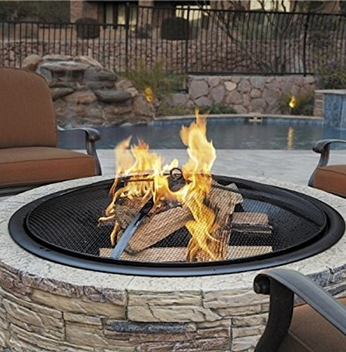 Buy fire pit kits wood burning
