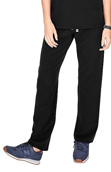 3fb09be7d1b FIGS Medical Scrubs Women's Livingston Basic Scrub Pants (Ceil Blue, ...