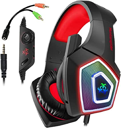 Hunterspider PS4 Headset V 1 Gaming Headset X