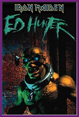Iron Maiden Ed Hunter Musikposter Heavy Metal Hard Rock Grosse