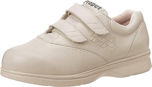 Amazon.com: Propet Vista - Zapatillas con correa para mujer ...